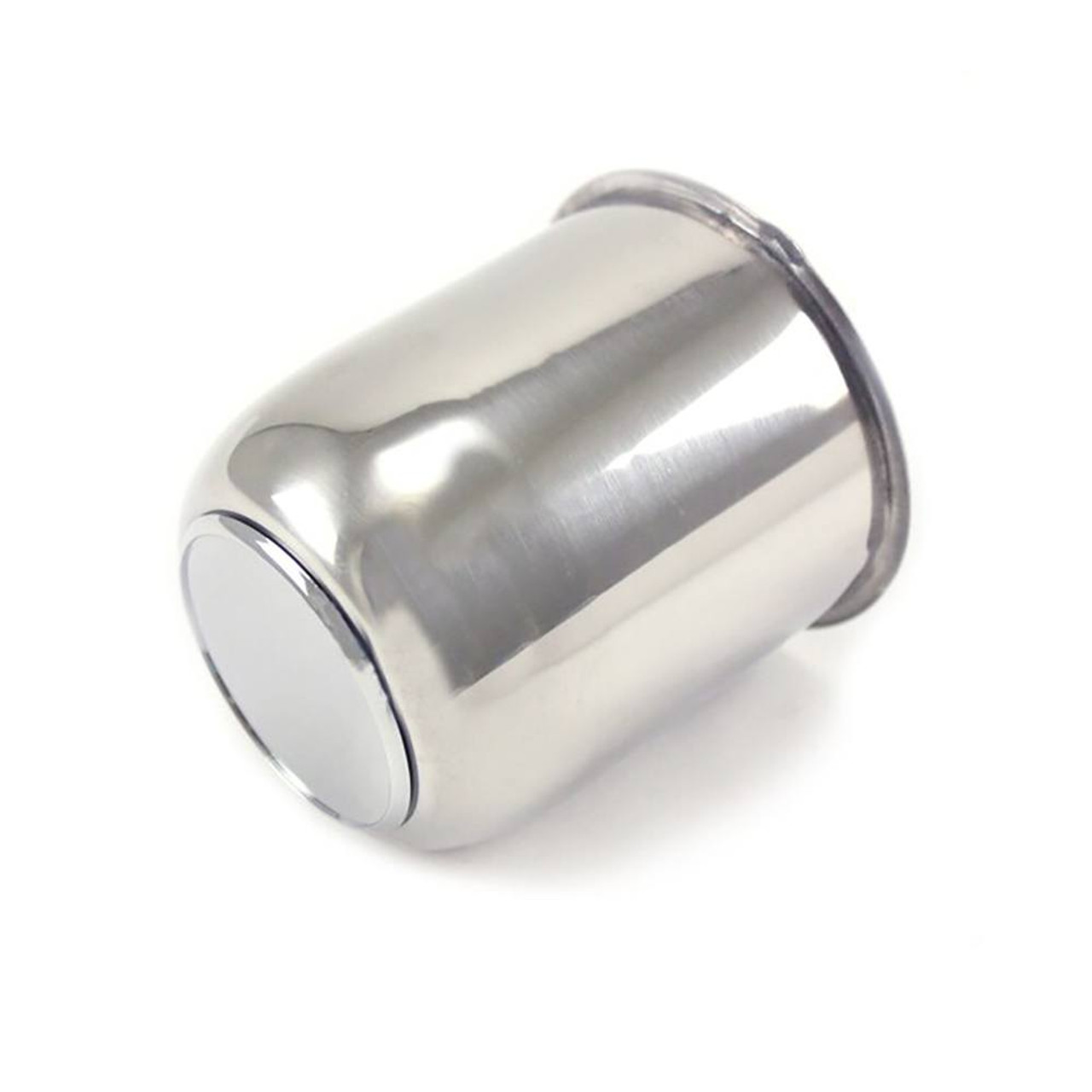 "3.19"" Stainless Steel EZ Lube Center Cap - Long CCS050"
