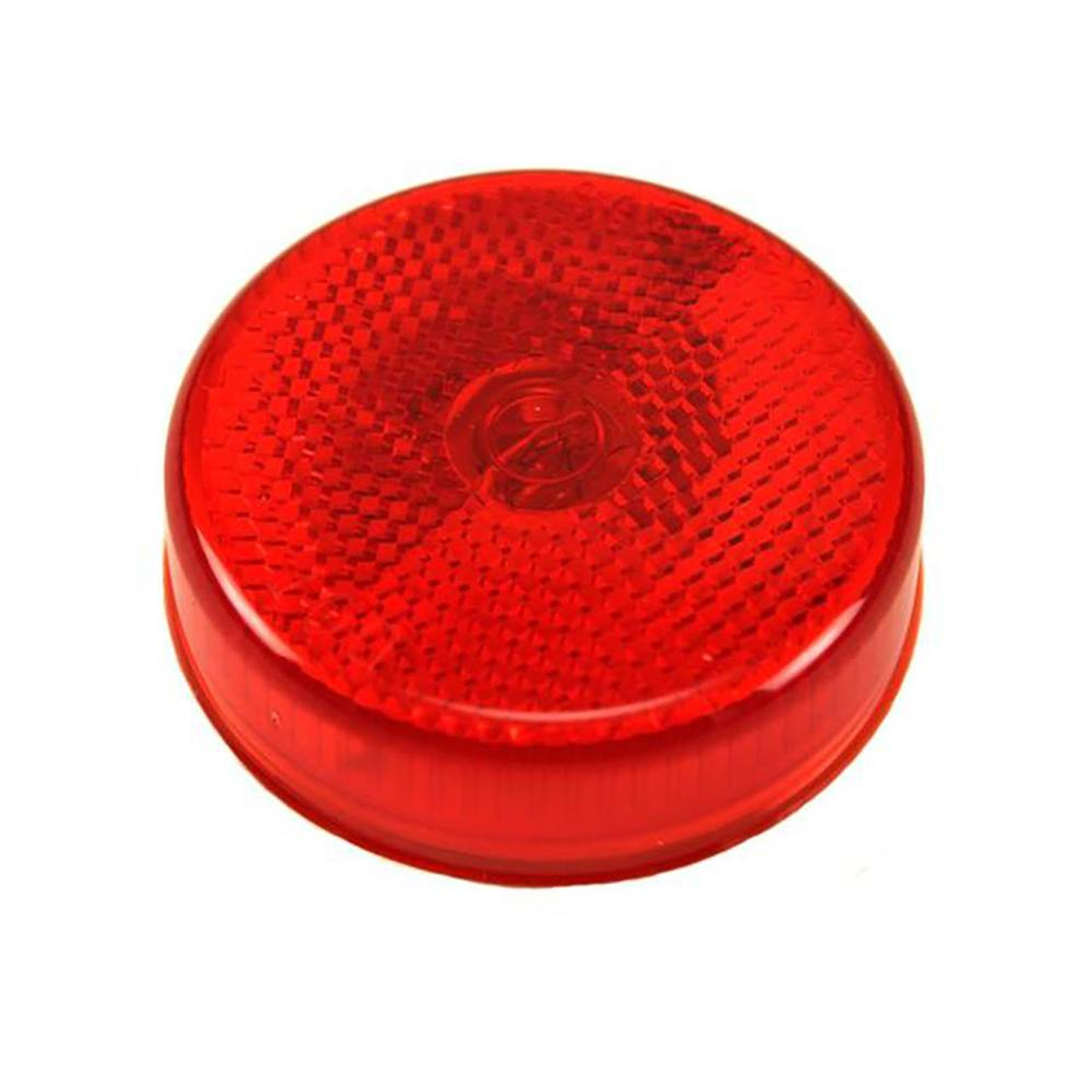 "2 1/2"" Round Red Clearance Lights"