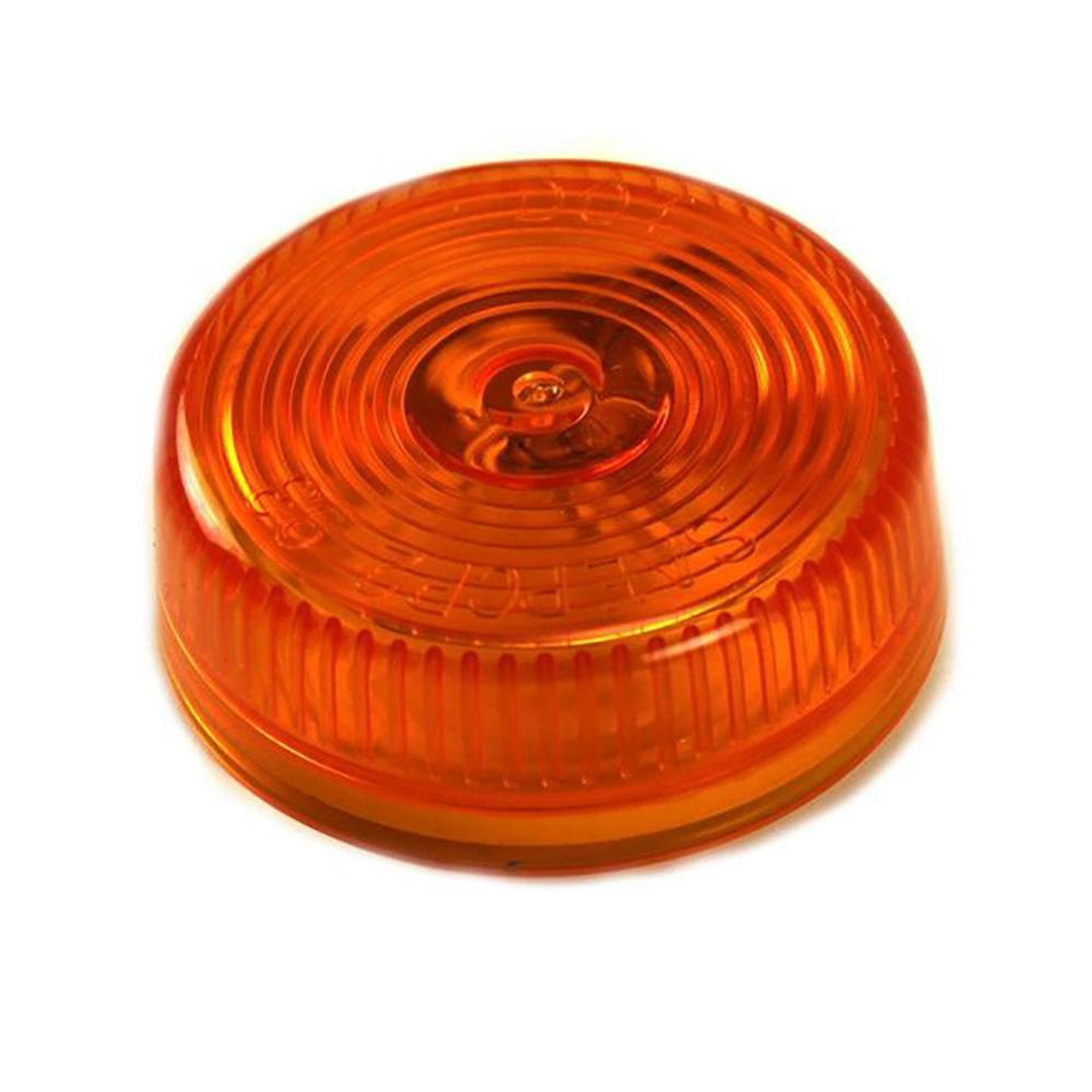 """2"""" Round Amber Clearance Light"""