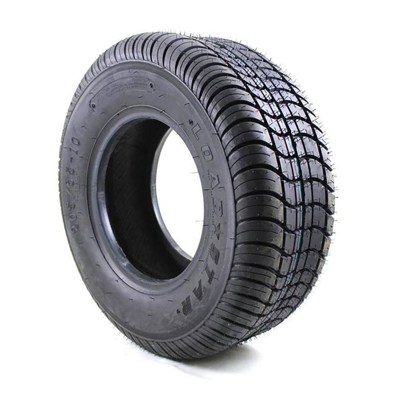 20.5X8.00-10 (205/65-10) Load Range C Bias Ply Trailer Tire - Kenda Loadstar