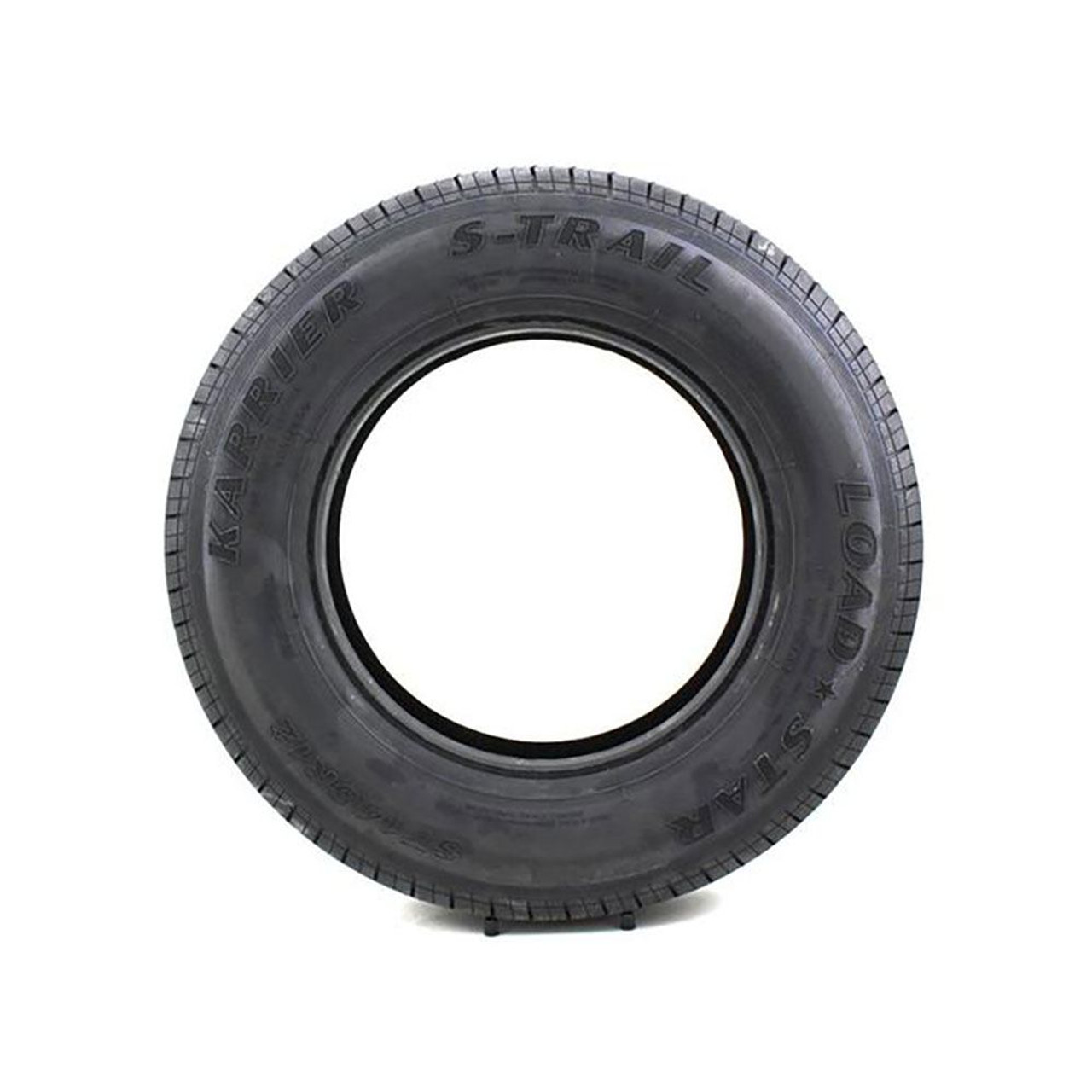 ST145/R12 Kenda Karrier S-Trail Radial Trailer Tire - Load Range E