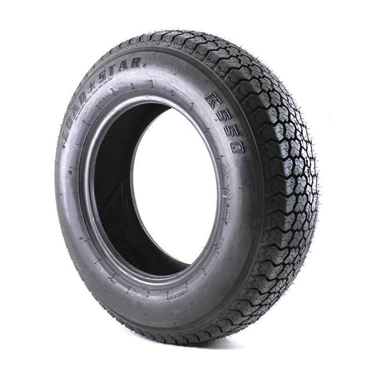 ST205/75D15 Load Range C Bias Ply Trailer Tire - Kenda Loadstar