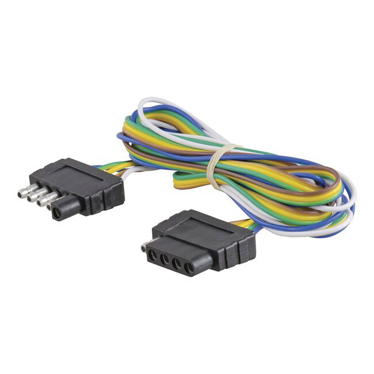 5-Way Flat Wiring Connector