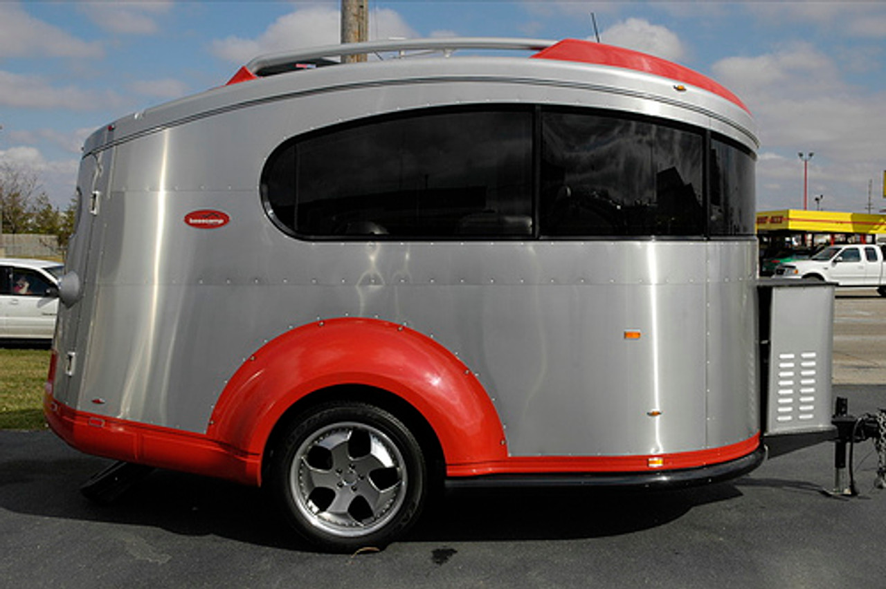 "20"" x 9  Aluminum Airstream Basecamp Trailer Wheel 5-Lug on 4.5"" - 8029545HB"