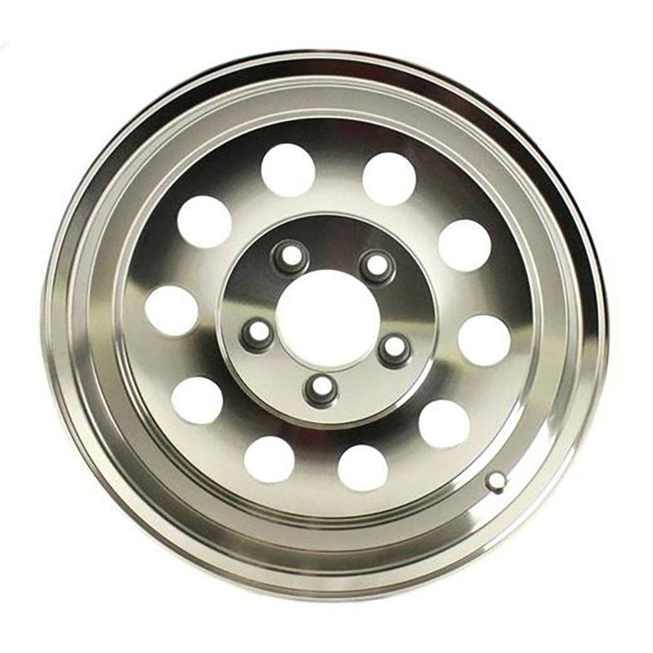 "15X6 5-Lug on 4.5"" Aluminum Series 03 Trailer Wheel - 356545"