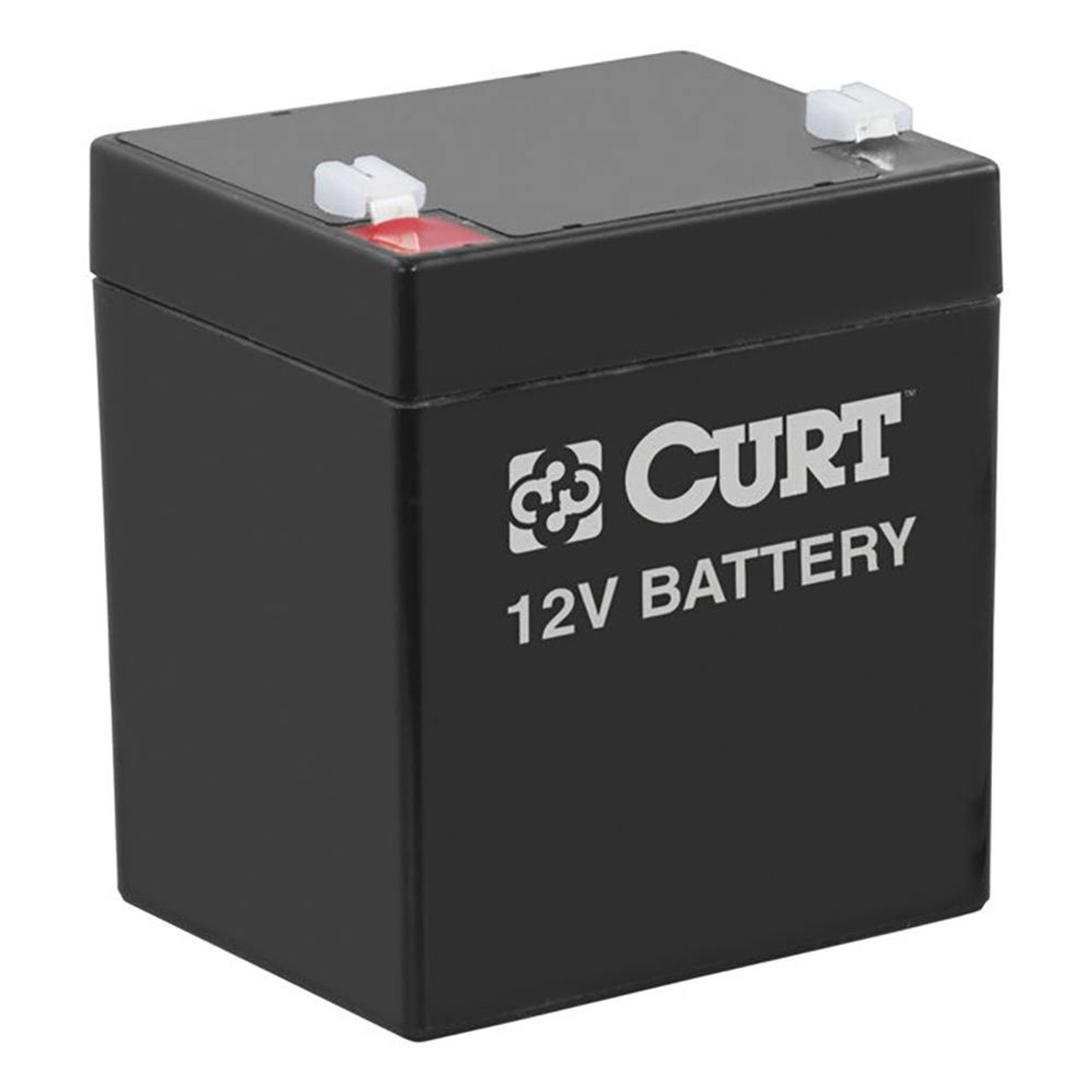 Battery- 12 Volt- 5.0 Amp/Hr. For 1-3 Axle- 4 in. Tall- 3.5 in. Wide- 2.75 in. Deep-