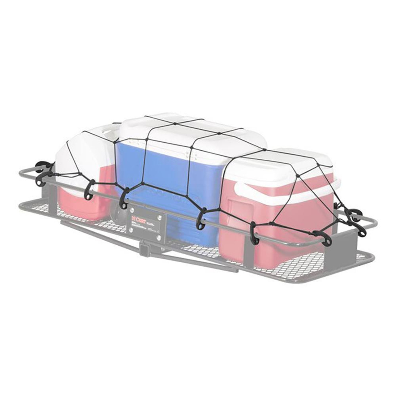 "Cargo Carrier Cargo Net- Fits on 60"" Carriers-"