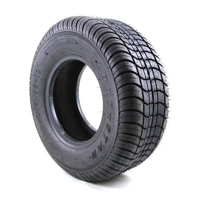 4 Pontoon Boat Trailer Tires 205//65-10  20.5x8-10  E 10 PLY Set 4 TIRES ONLY
