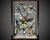 Su Blackwell -The Illustrated Book of Birds, Unique Book Sculpture