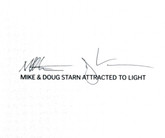 Attracted to Light by Doug and Mike Starn, Signed 1st Edition