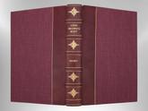 John Brown's Body by Stephen Vincent Benet, Signed Custom Harcourt Binding