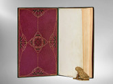 Poems by Shelley, Deluxe Vellum Edition, Unique Guild of Women Binders