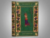 The Rubaiyat of Omar Khayyam, Bayntun Onlaid Binding, Hand Colored Illustrations