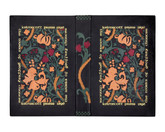 The Kelmscott Chaucer, 1896, Unique Inlaid Leather Binding by Jamie Kamph