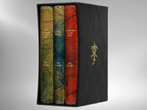Lord of the Rings Trilogy by J.R.R. Tolkien, 1st Editions, Unique Full Leather Bindings