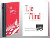 A Lie of the Mind by Sam Shepard, Art by Sam Washburn, Arion Press, 265 of 300