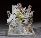 Su Blackwell -The Illustrated Book of Birds, Unique Book Sculpture