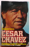 Cesar Chavez Signed First Edition, Unique Case/Sculpture by Richard Tuttle