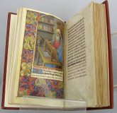 The Book of Hours, Offizium der Madonna. Vat. Lat. 3781, Vatican Library