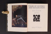 Poe's Tales of Mystery and Imagination, 1936, Illustrated by Harry Clarke, Signed Binding