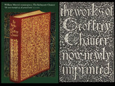 The Kelmscott Press's The Works of Geoffrey Chaucer, Folio Society