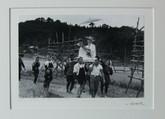 Eikoh Hosoe: Kamaitachi #14, Signed Silver Gelatin Print