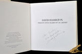 David Hamilton: Twenty Five Years of an Artist, Signed First Edition