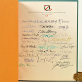 Oz: The 100 Year Celebration, Signed by 30 including Maurice Sendak, 88 of 100