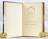 The Complete Writings of Nathaniel Hawthorne,  Deluxe Autograph Edition