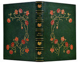 Leaves of Grass by Walt Whitman, Custom Binding by the Harcourt Bindery