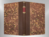 The Essays of Sir Francis Bacon, Signed Custom Harcourt Binding