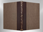 Beowulf, Illustrated by Lynd Ward, Signed Custom Harcourt Binding