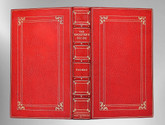 The Shooter's Guide by B. Thomas, Extra Illustrated Edition, Bayntun Binding