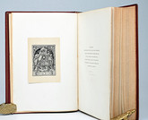 Rudyard Kipling Poems 1886 – 1929, Signed Presentation Copy, Inlaid Leather Bindings