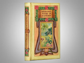 "Days and Hours in a Garden, 1898, Signed ""Vellucent"" Chivers Binding"