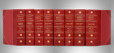 Official Winston S. Churchill Biography, First Editions, Complete 8 Volume Collection