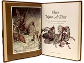 Once Upon A Time: The Fairy Tale World of Arthur Rackham, Unique Binding