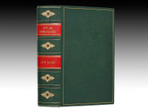 Atlas Shrugged by Ayn Rand, True First Edition, Custom Leather Binding