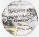 Self-Portrait in a Convex Mirror,  Arion Press, 1984, Signed Limited Edition, 130 of 150