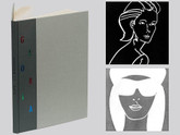 Gloria by Bill Berkson, Illustrated by Alex Katz, Arion Press, Limited Edition, 62 of 100