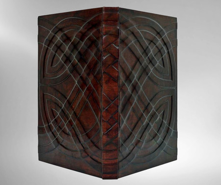 The Book of Kells, Unique Fine Binding by Richard Tuttle