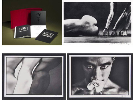 Eikoh Hosoe: Flowers of Evil, 11 Fully Signed Platinum Prints, Unique BAT