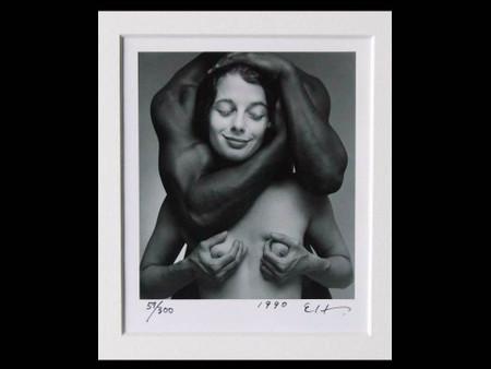 Eikoh Hosoe: Marionettes de Paris #3, Signed Silver Gelatin Print