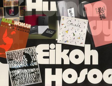Eikoh Hosoe: The Complete 64 Volume Photobook Collection