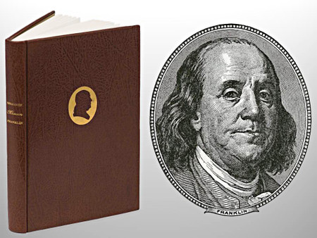 The Memoirs of Benjamin Franklin, Arion Press, Limited Edition, 253 of 400