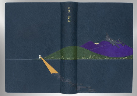 Dr. No by Ian Fleming, Signed Sangorski & Sutcliffe Binding