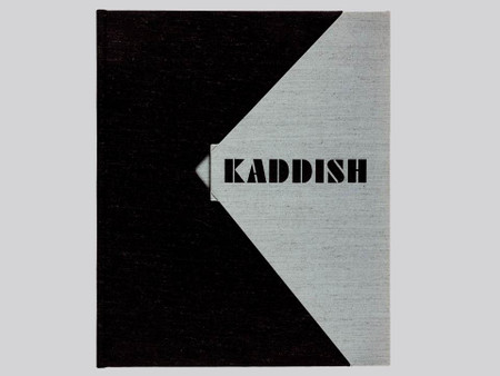 Kaddish by Allen Ginsberg, Art by R.B. Kitaj, Arion Press, Limited Edition, 66 of 200