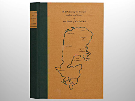 How I Came to be Governor of the Island of Cacona, Arion Press, Limited to 300