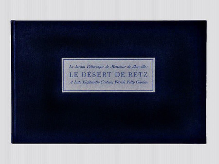 Le Désert de Retz by Diana Ketcham, Art by Michael Kenna, Arion Press Limited Edition