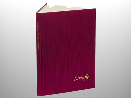 Tartuffe by Molière, Illustrated by William Hamilton, Arion Press Limited Edition